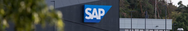 Thematisiertes Titlebild - SAP Gebäude